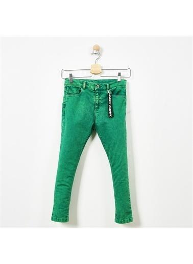Panço Pantolon 19211001100 Yeşil